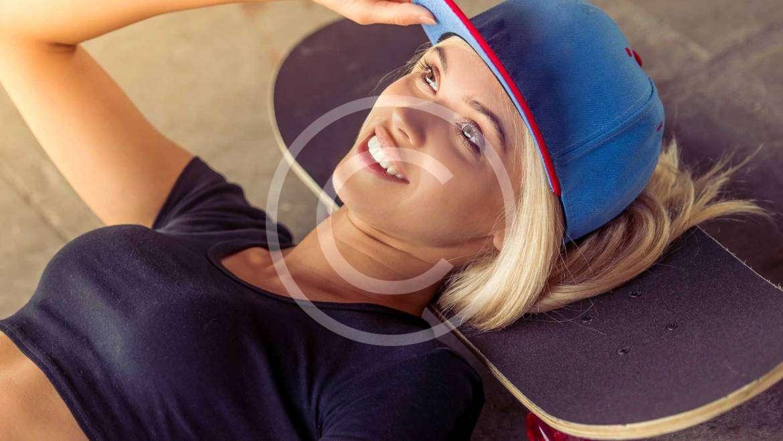 Fashion's Favorite Girl Skateboarders