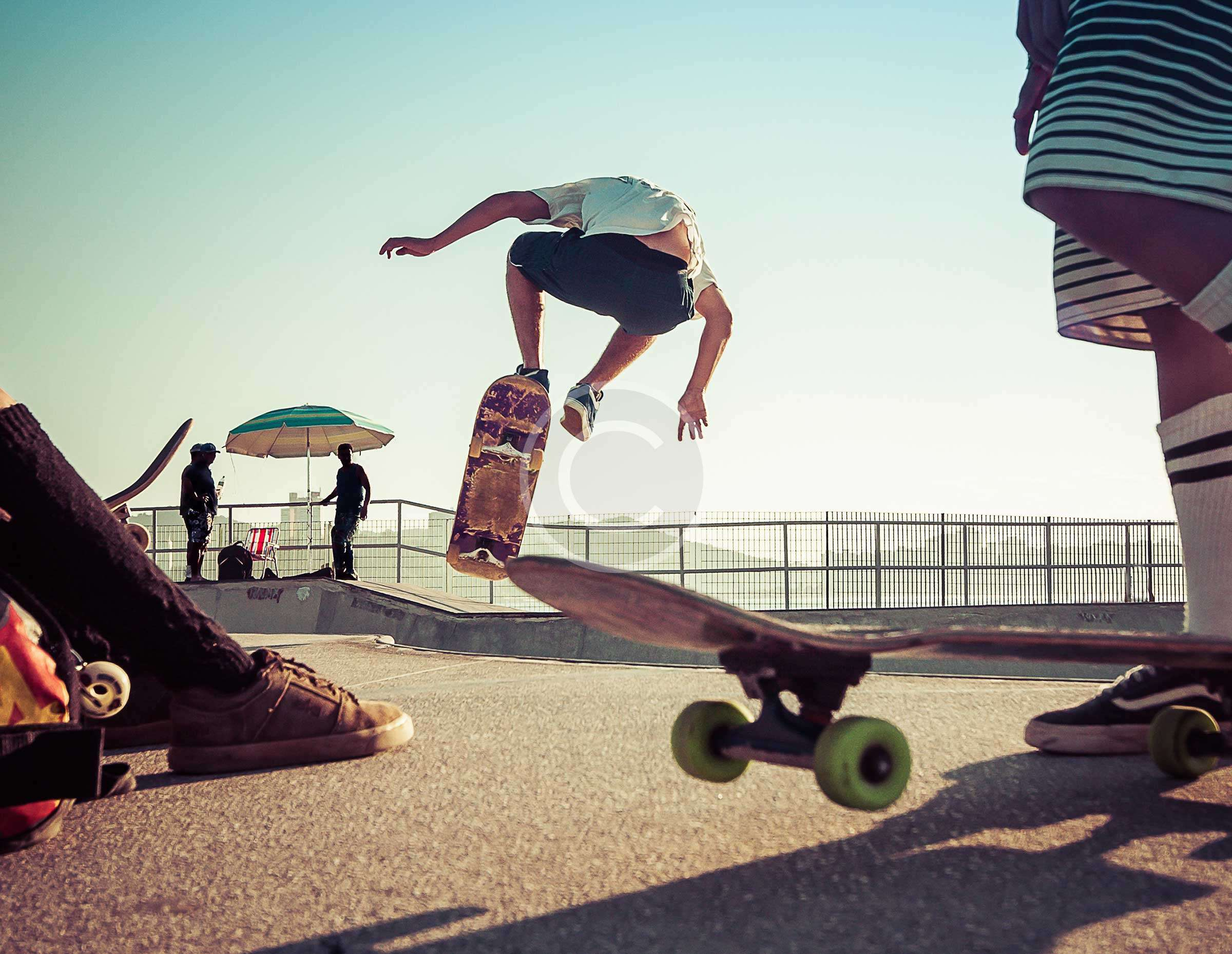 Signature Moves, Tricks and Crazy Stunts